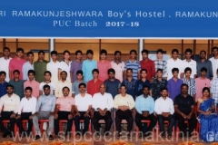 PUC Hostel Students
