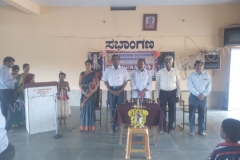 Inauguration of LKG & UKG