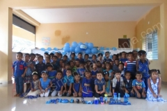 KG Blue Day Celebration