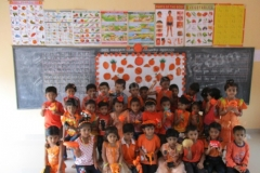 Orange Day Celebration