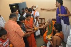 Swamiji Padapooja