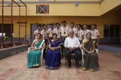 Tulu First Batch Students 2015-16
