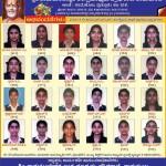 2014-15 ನೇ ಸಾಲಿನ  ಎಸ್.ಎಸ್.ಎಲ್.ಸಿ. ಪರೀಕ್ಷೆಯಲ್ಲಿ ಸಾಧನೆ ಮಾಡಿದ ವಿದ್ಯಾರ್ಥಿಗಳು