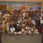 LKG UKG Independence Day: Fancy Dress Competition