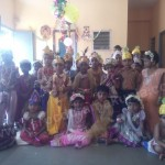 Celebration of Shri Krishna Janmastami