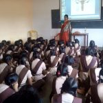Programme on Adolescence Health Problems by Dr. Rajani