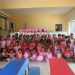 Pink Day celebrated at LKG and UKG