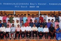 PUC Hostel Students
