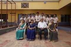 Tulu First Batch Students 2015-16
